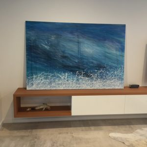 A song of the sea 120x180cm