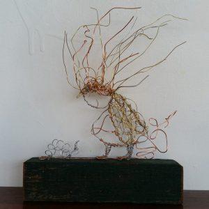 Fairy sculpture 1