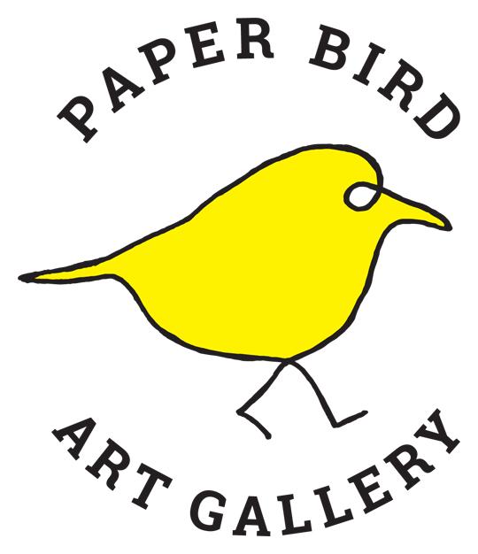 Paper Bird Art Gallery Fremantle