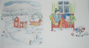Heipparallaa artwork 3 by Liliana Stafford